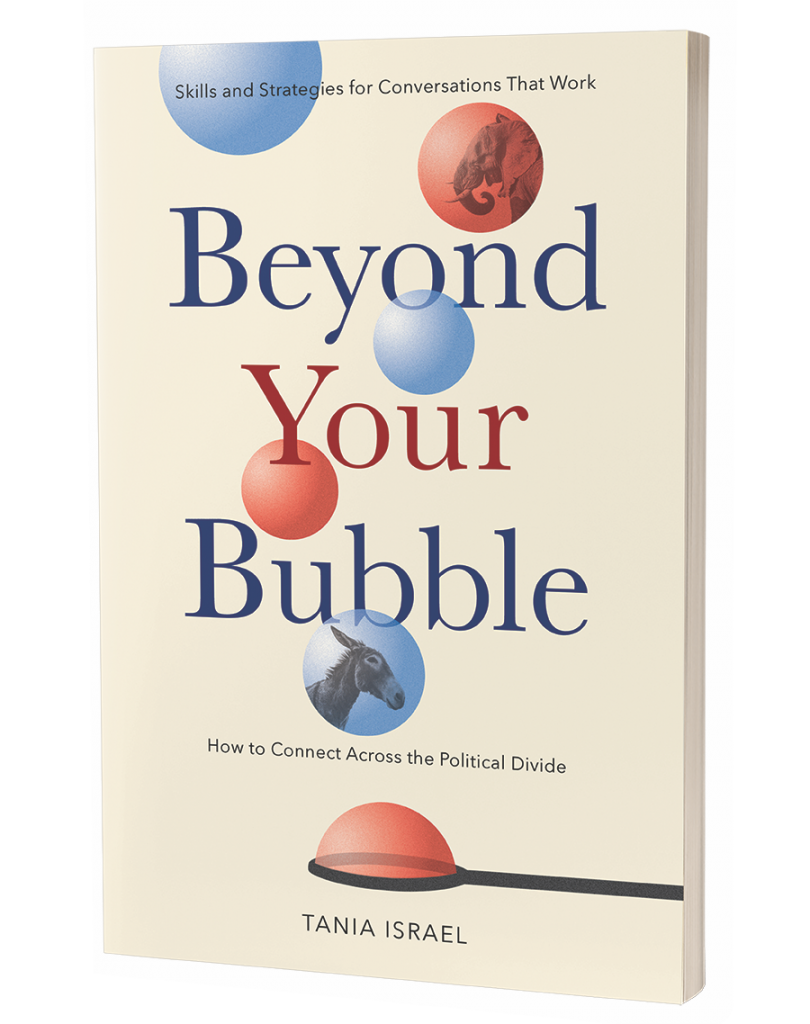 Beyond Your Bubble by Tania Israel