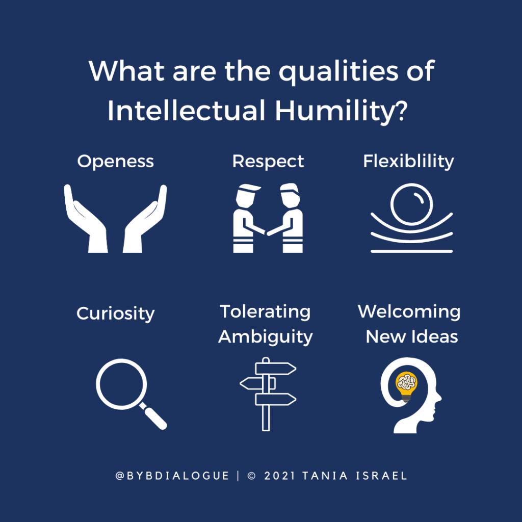 Intellectual Humility